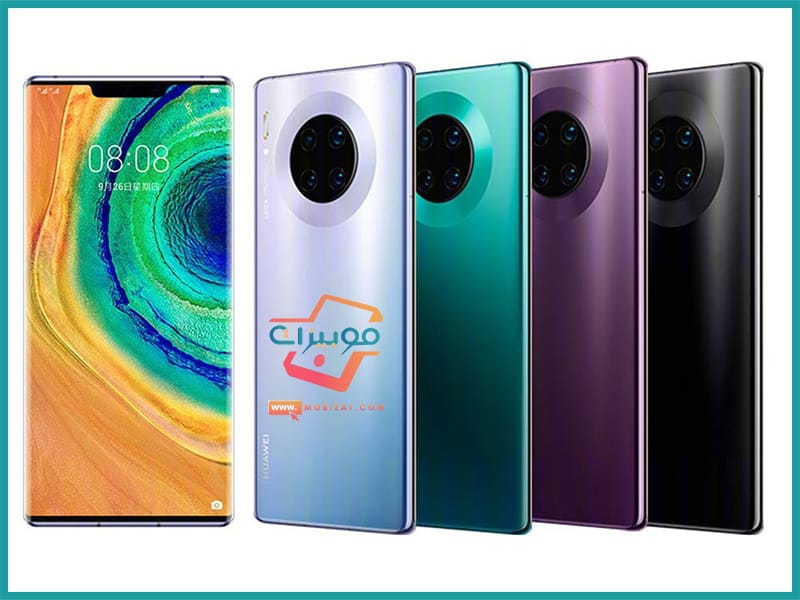 أفضل هواتف 2019 من حيث الكاميرا ، هاتف Huawei Mate 30 Pro 5G