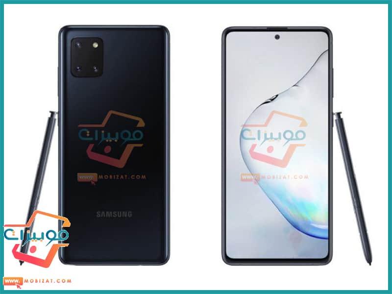 Samsung galaxy note 10 lite - BLACK
