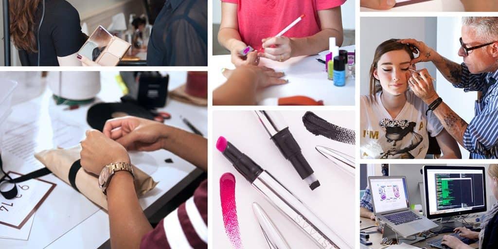 تطبيق Beautylish لتسريحات الشعر ومكياج البنات