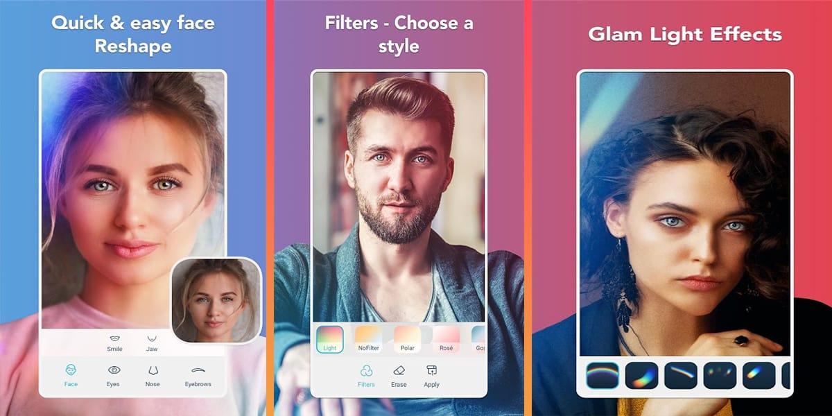 صورة تحميل تطبيق Facetune أحدث إصدار مجانًا