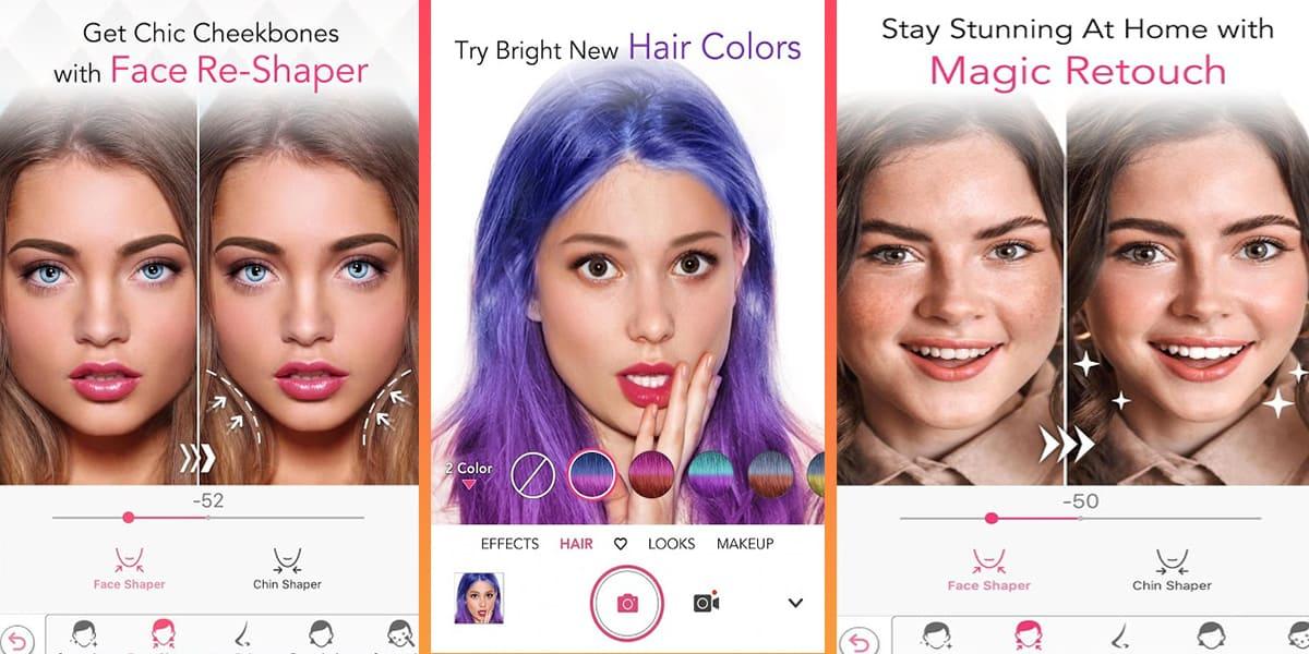 صورة تحميل تطبيق YouCam Makeup أحدث إصدار مجانًا