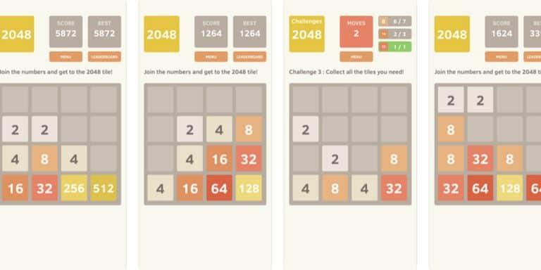 لعبة 2048