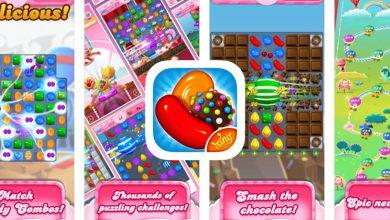 صورة تحميل لعبة Candy Crush Saga أحدث إصدار مجانًا