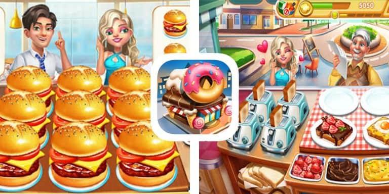 لعبة Cooking City