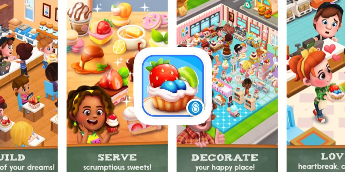 لعبة Bakery Story 2 تحميل أحدث إصدار