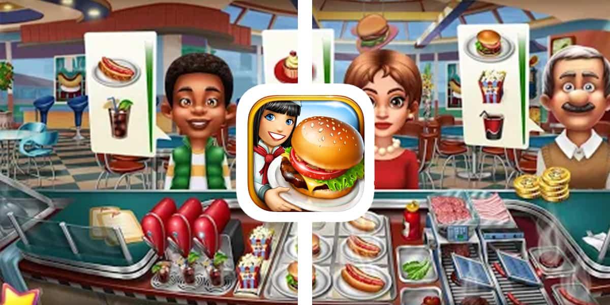 لعبة Cooking Fever تحميل أحدث إصدار