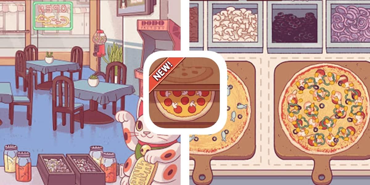 لعبة Good Pizza great Pizza