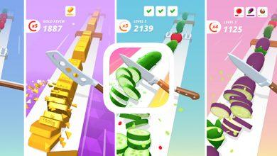 صورة تحميل لعبة Perfect Slices أحدث إصدار مجانًا