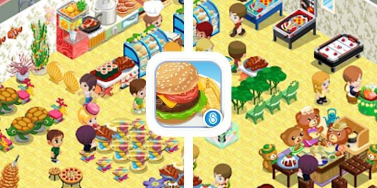 لعبة Restaurant Story