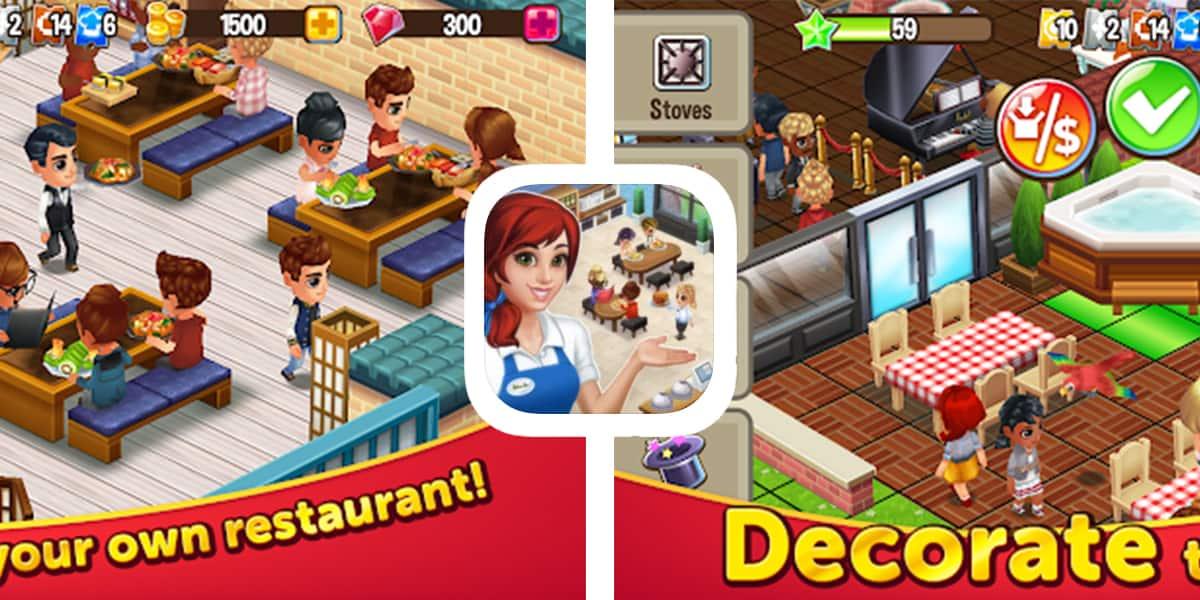 تحميل لعبة Food Street أحدث إصدار مجانًا