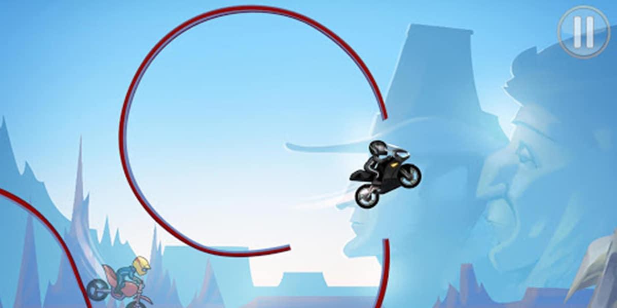 لعبة Bike Race Free