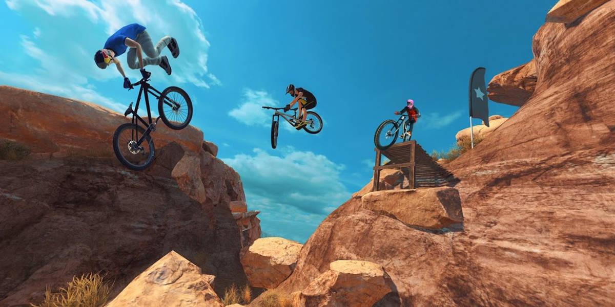 لعبة Bike Unchained 2