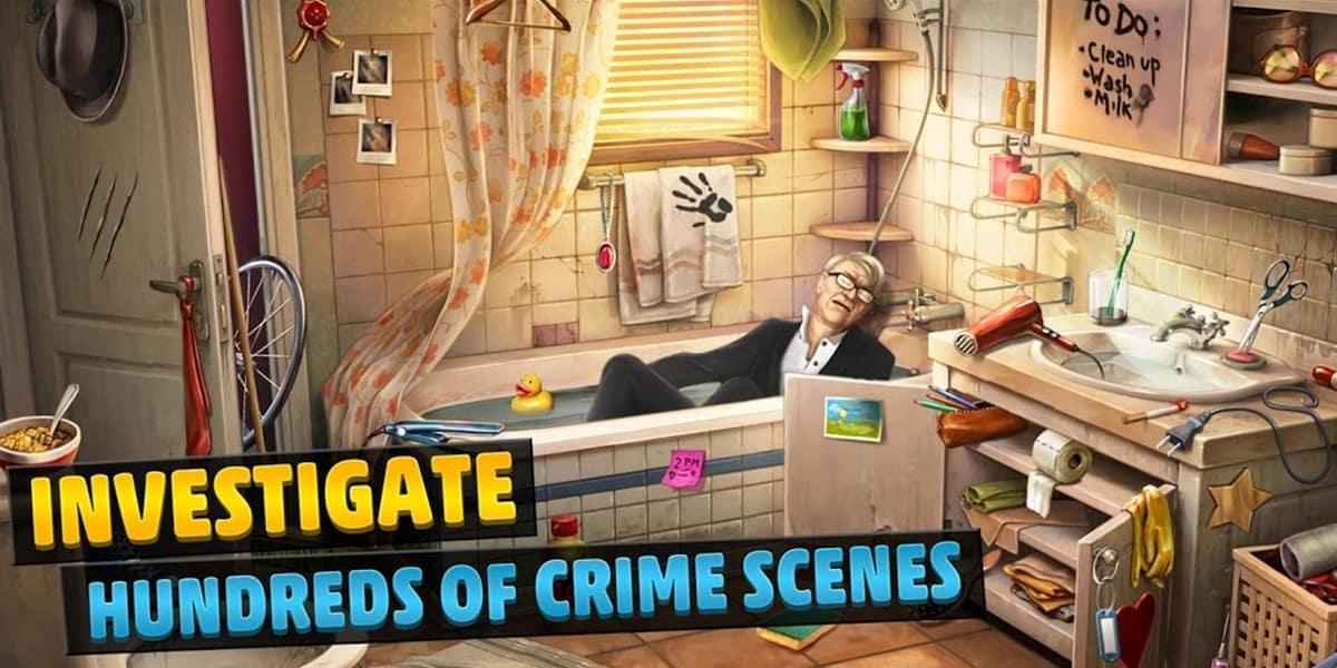 لعبة Criminal Case