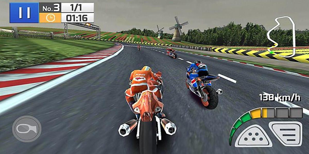 لعبة Real Bike Racing تحميل أحدث إصدار