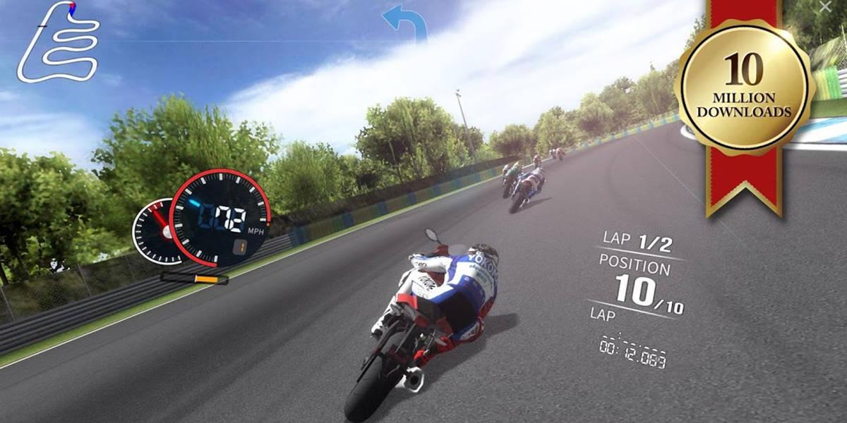 لعبة Real Moto