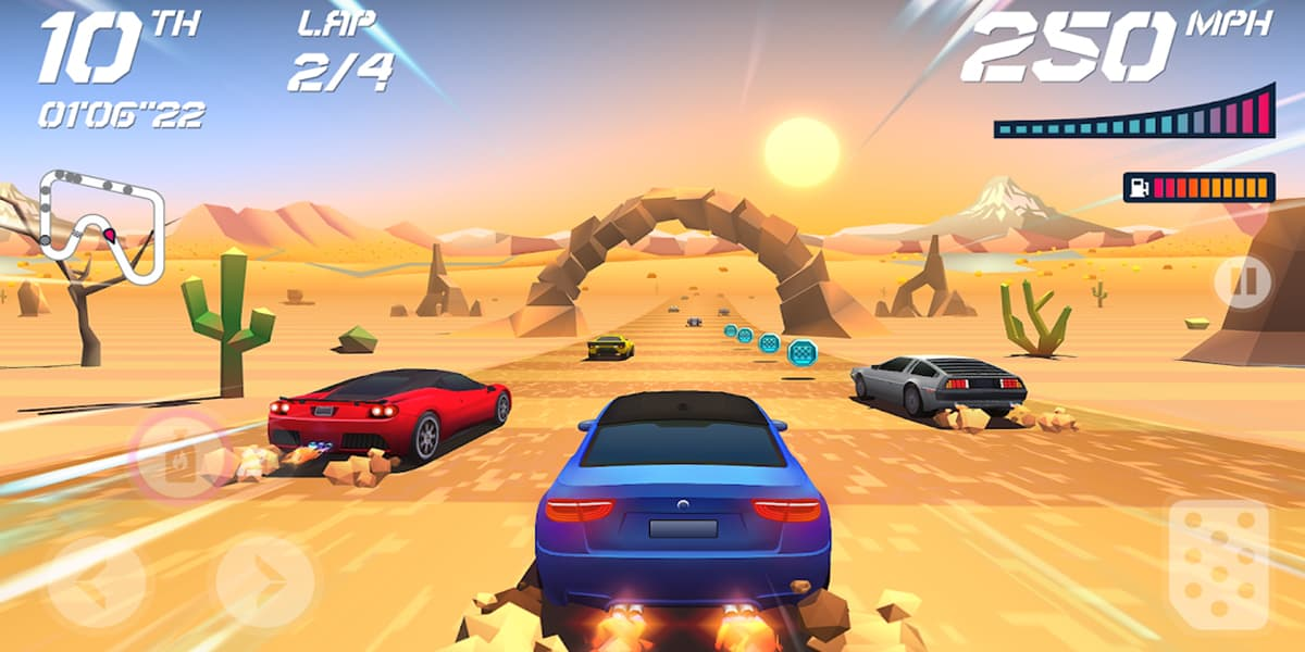 لعبة Horizon Chase تحميل أحدث إصدار