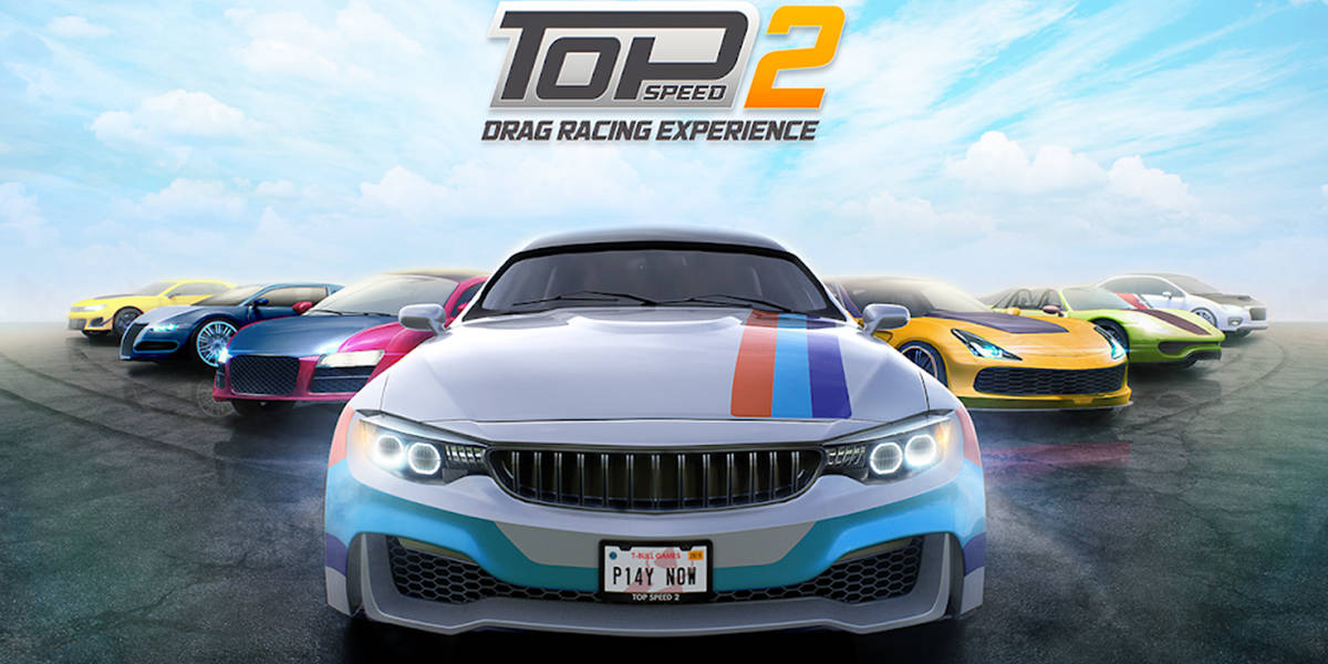 لعبة Top Speed 2