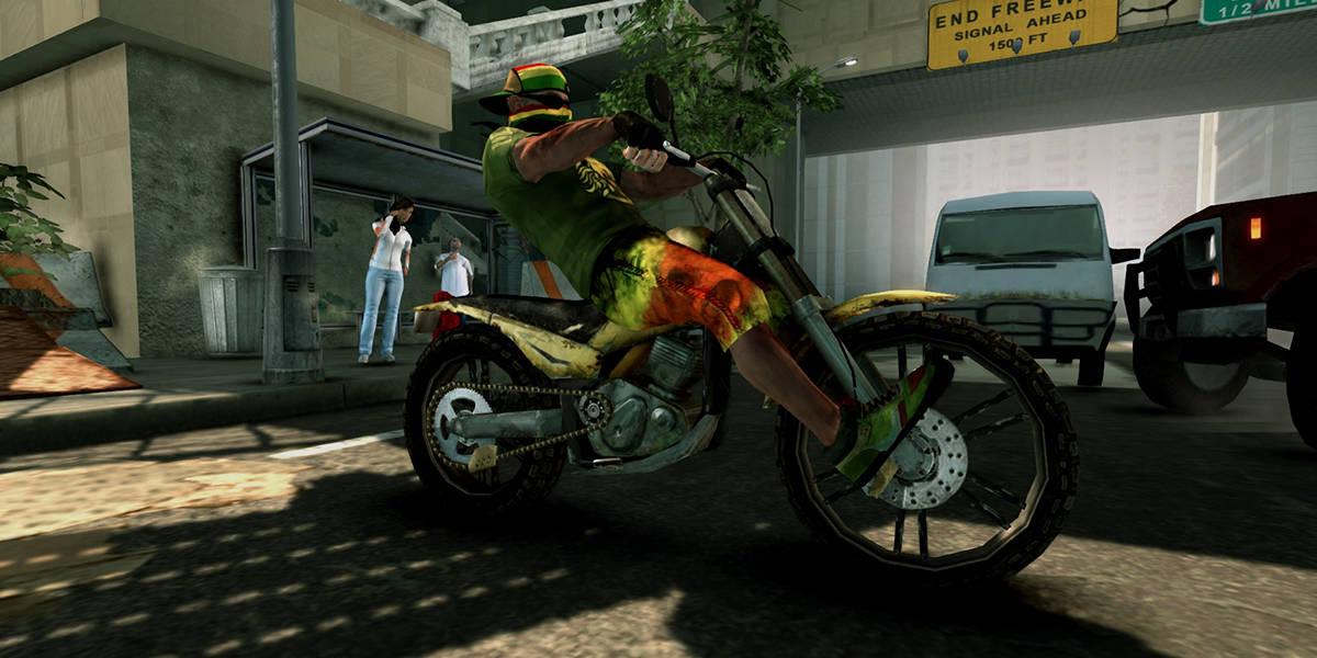 لعبة Urban Trial Freestyle