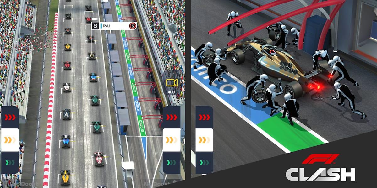 لعبة F1 Manager