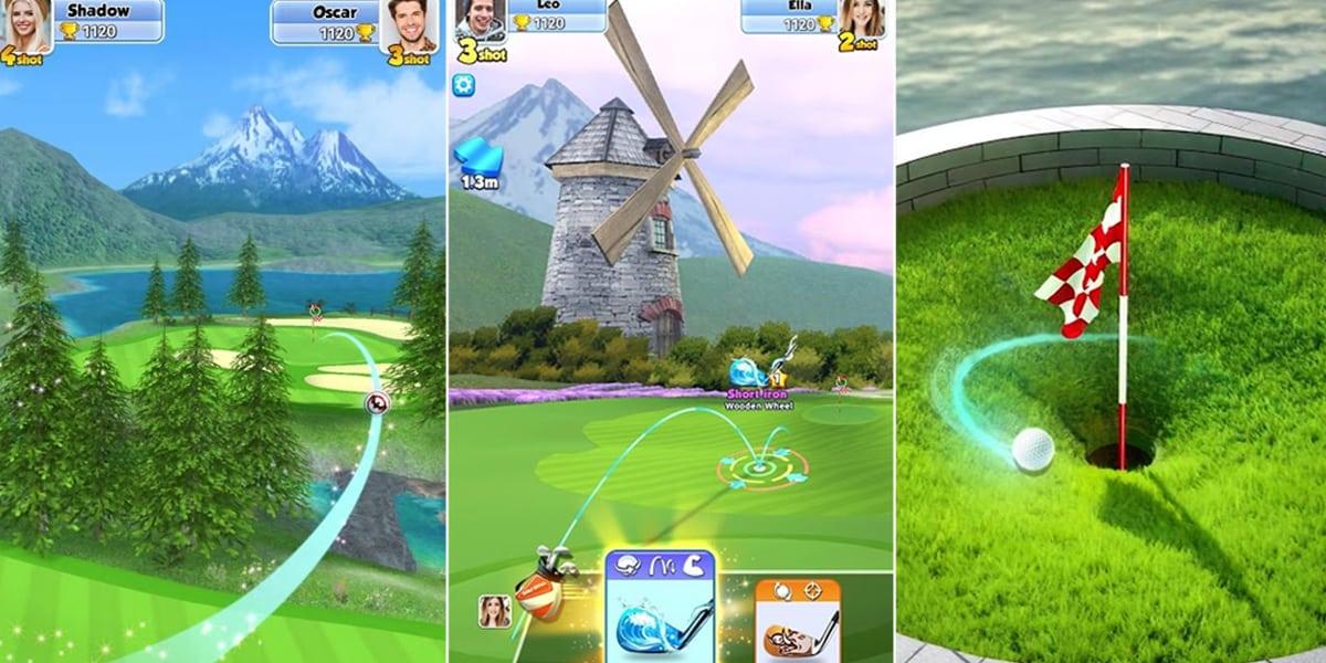 لعبة Golf Rival تحميل أحدث إصدار