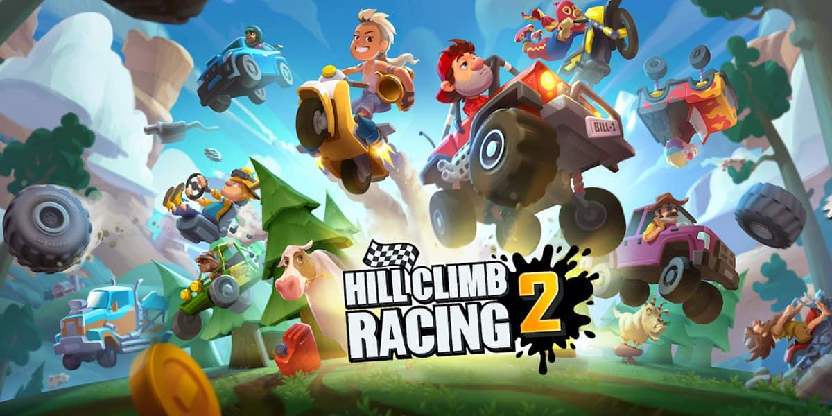 لعبة Hill Climb Racing 2 تحميل أحدث إصدار