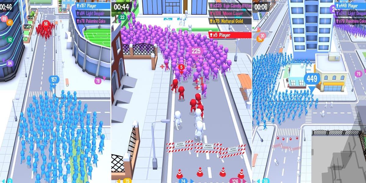 لعبة Crowd City تحميل أحدث إصدار