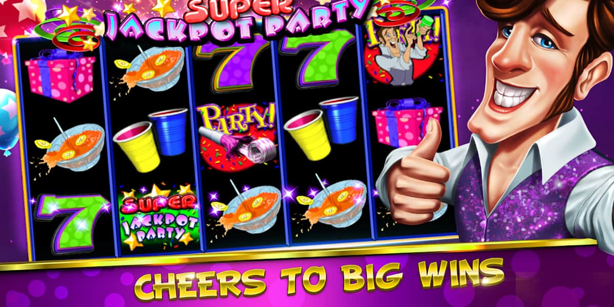 لعبة Jackpot Party Casino