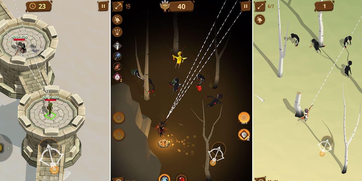 لعبة Last Arrows تحميل أحدث إصدار