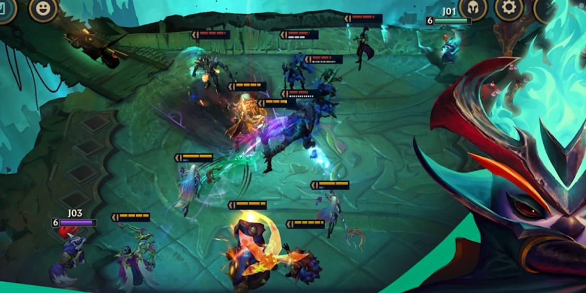 لعبة Teamfight Tactics