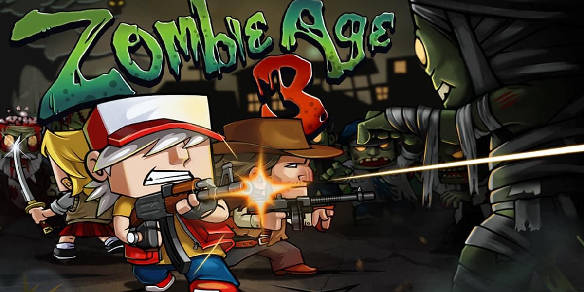 لعبة Zombie Age 3 تحميل أحدث إصدار