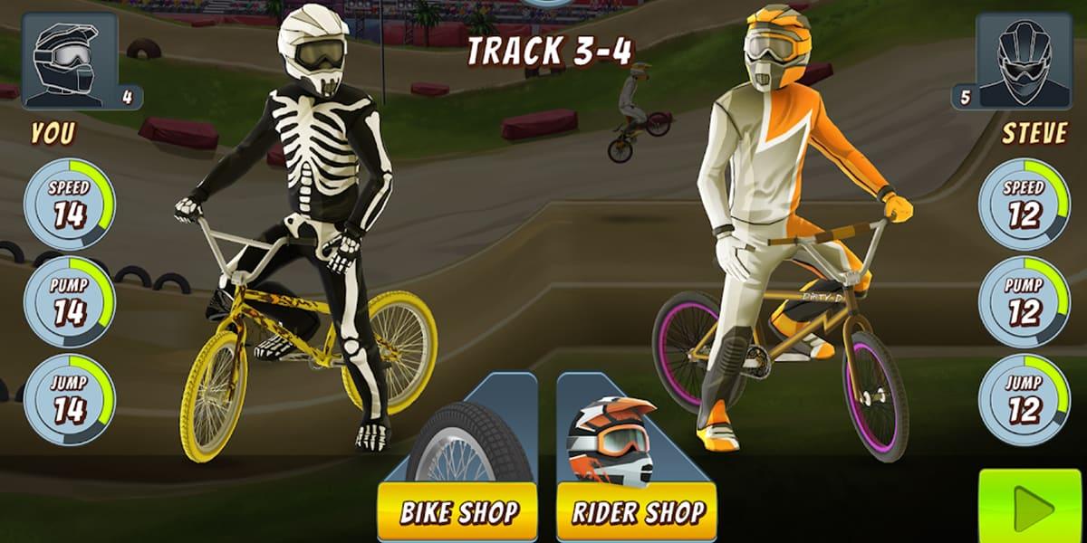 لعبة Mad Skills BMX 2