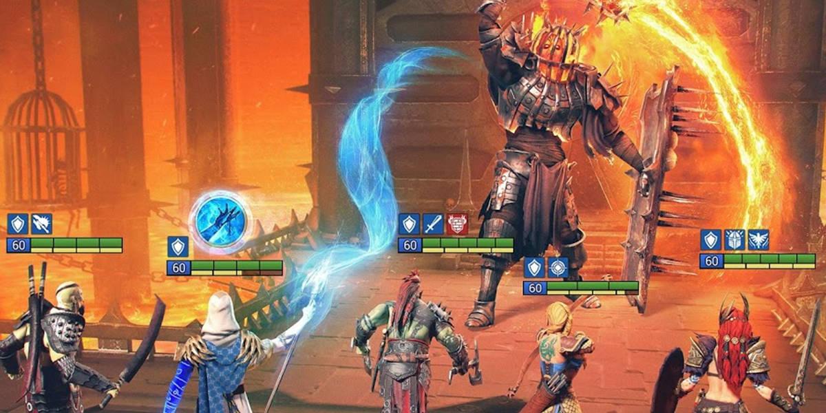 لعبة RAID Shadow Legends