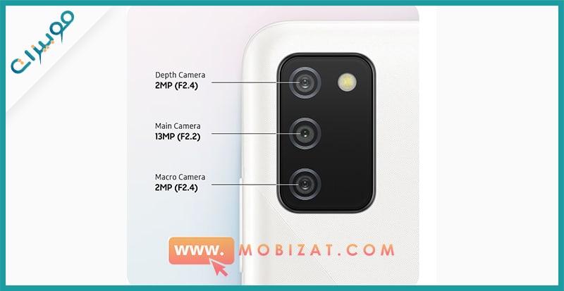 كاميرات Samsung Galaxy A02s