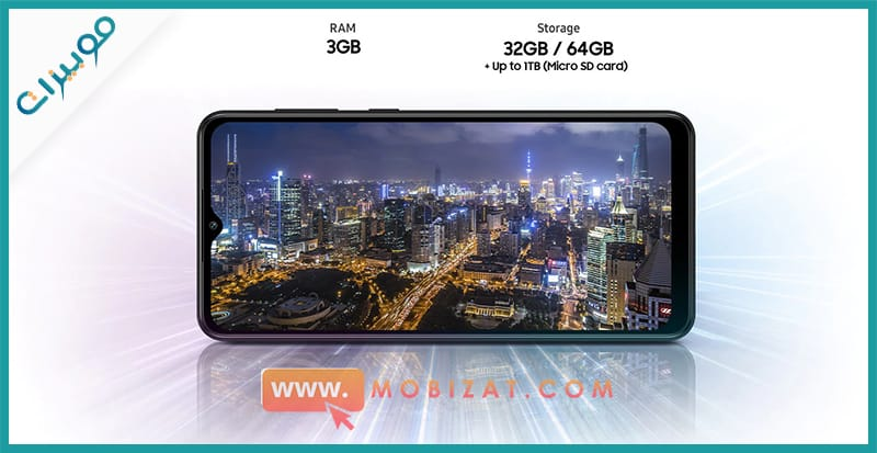 مميزات Samsung Galaxy A02