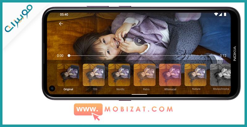 عيوب Nokia 5.4