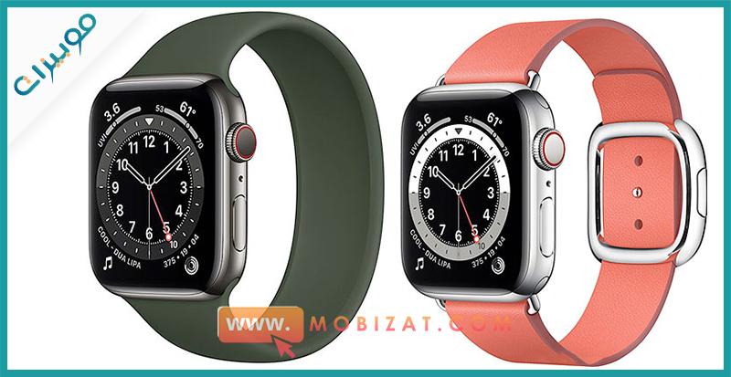 عيوب ساعة Apple Watch Series 6