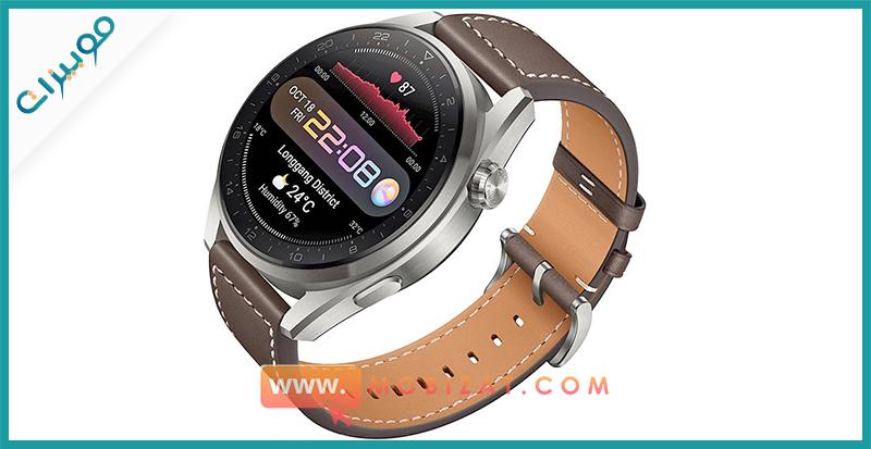 عيوب ساعة Huawei Watch 3 Pro
