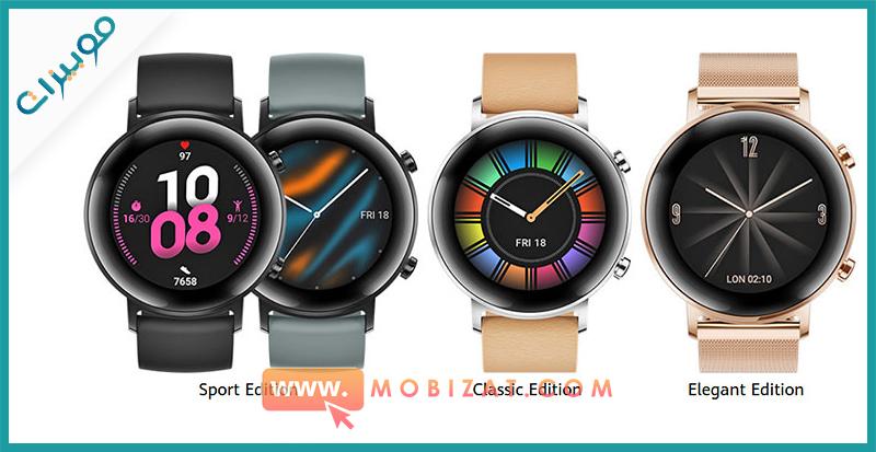 عيوب ساعة Huawei Watch GT 2