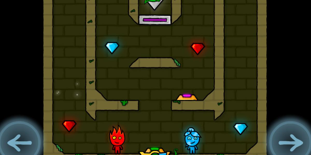 لعبة الماء والنار تحميل أحدث إصدار من لعبة Fireboy & Watergirl
