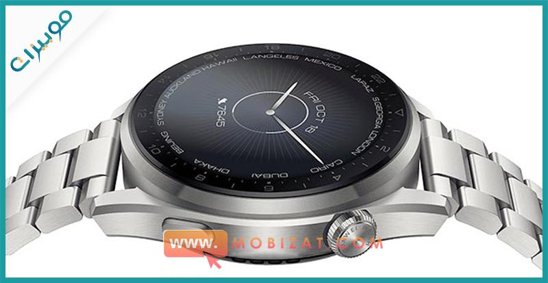 مميزات ساعة Huawei Watch 3 Pro
