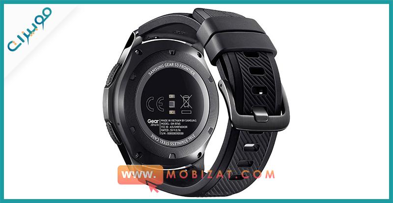 مميزات ساعة Samsung Gear S3 Frontier